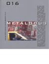 copertina_Metalocus n16_100