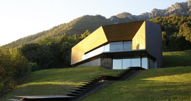 Alps villa bs it camillo botticini architetto for Cba landscape architects